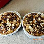 recette Clafoutis chocolat-bananes