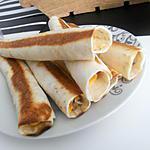 recette Taquitos viande haché crème fromage