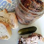 recette Terrine de veau aux noisettes