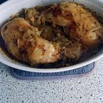 recette Cuisse de poulet au four