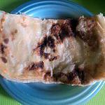 recette Msemen crepes feuilleter