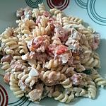 recette Salade de pâte