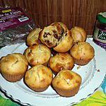 recette muffin à la pâte de figue et au sirop d'agave