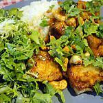 recette Sauté de tofu aux noix de cajou (du site RICARDO cuisine)
