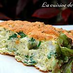recette Omelette gonflée aux herbes aromatiques