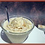 recette Crème glacée au nougat