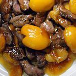 recette Canard au romarin et aux abricots