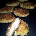 recette Nuggets de poisson