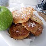 recette Beignet au pommes