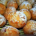 recette Petits pains frits au thon