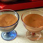 recette Mousse au chocolat légère