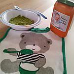 recette Ma première purée maison aux courgettes