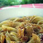 recette Bavette al curry