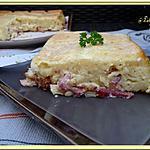 recette Clafoutis de pâtes