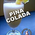 recette Pina Colada maison