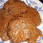 recette Steak haché au poivre vert