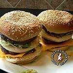 recette Big Mac maison