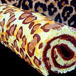 recette Roulé léopard