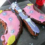 recette Gâteau Papillon de notre Princesse