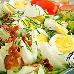 recette Salade Cobb (César)