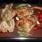 recette Cotes de porc,chipolatas,merguez grillés a la plancha