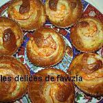 recette .. Muffins aux crevettes