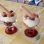 recette tiramisu cerise abricot
