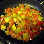 recette omelette a la ratatouille
