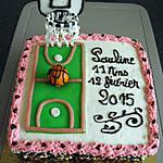 recette gâteau anniversaire de ma petite fille