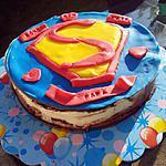 recette Mon premier gâteau de fête des péres pour mon héros! *Mon Super Papa*