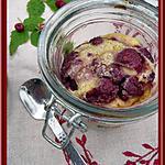 recette Clafoutis aux framboises