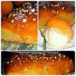recette Cake tatin d'abricots
