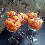 recette Verrine melon jambon cru