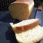 recette Mon pain de mie maison