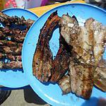 recette Brochette de dinde et lard aux herbes de province grillé au barbecue