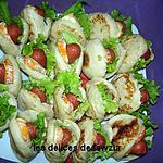recette mini mini pain (batbout) farcis