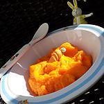 recette Purée de carotte *Pour Bébé*