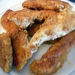 recette Blancs de dinde pané épicé
