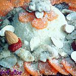 recette Salade de couscous, poulet ...