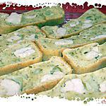 recette Cake au poulet & herbes de provence
