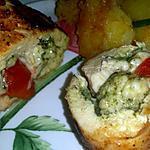 recette Roulade de poulet
