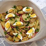 recette Salade de la fermière