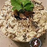 recette Risotto aux cèpes et mascarpone