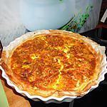 recette tarte ricotta roquefort chévre