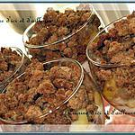 recette Verrines tutti frutti et mascarpone