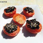 recette Tomates provençales aux champignons