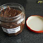 recette pâte a tartiner aux deux chocolats