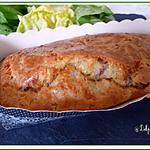 recette Cake lardons, crèmes et oignons