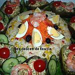 recette Salade variée