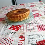 recette Gâteau aux poires